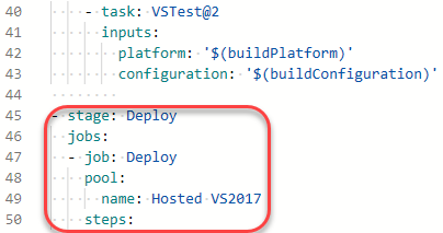 Configuring CI/CD Pipelines as Code with YAML in Azure DevOps