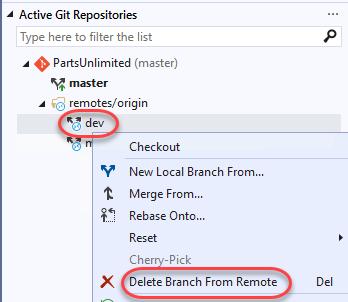 Getting Started with Git using Azure DevOps Server 2019