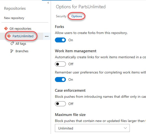 Getting Started with Git using Azure DevOps Server 2019
