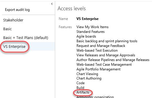 Package Management in Azure DevOps Server 2019 | Azure