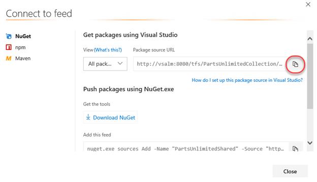 Package Management in Azure DevOps Server 2019 | Azure DevOps Hands