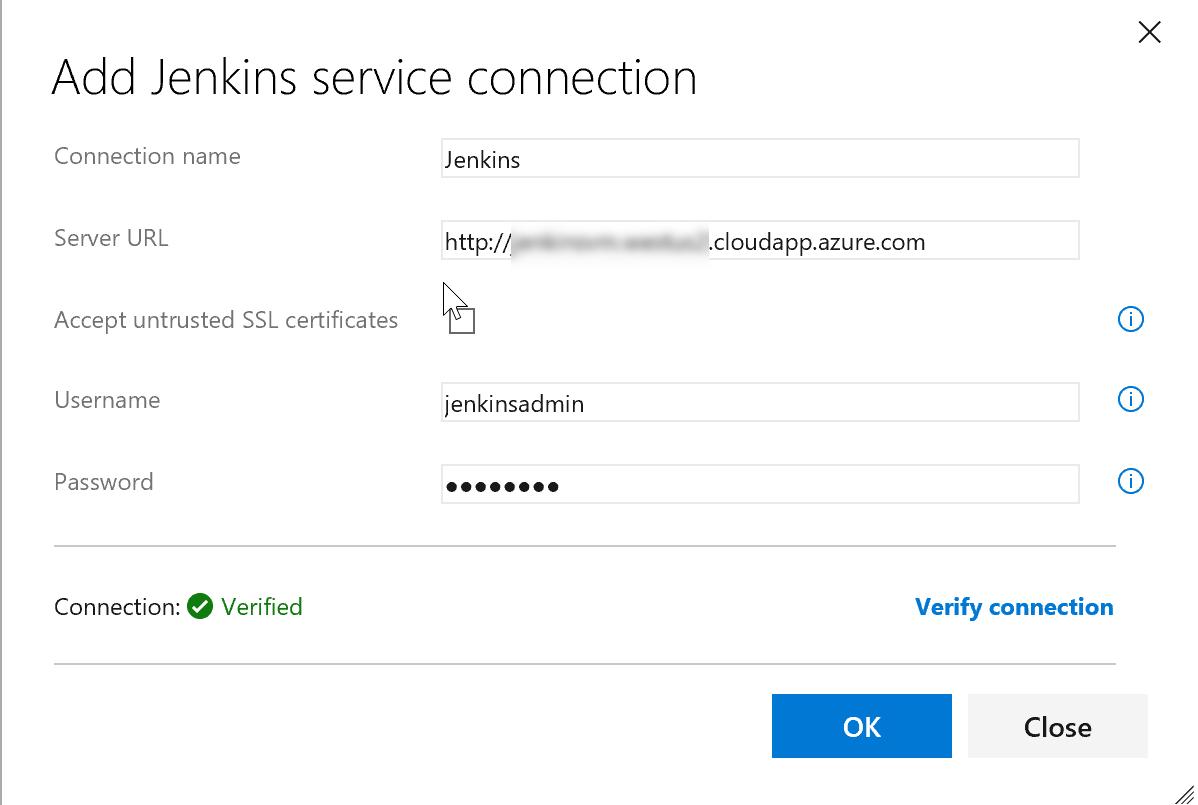 Configuring a CD pipeline for your Jenkins CI | Azure DevOps Hands