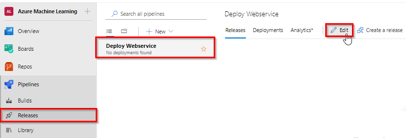 Enabling Ci Cd For Machine Learning Project With Azure Pipelines