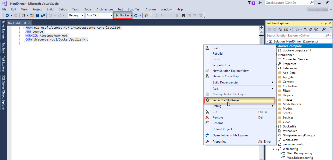 Deploy existing  NET apps as Windows containers (Modernizing  NET
