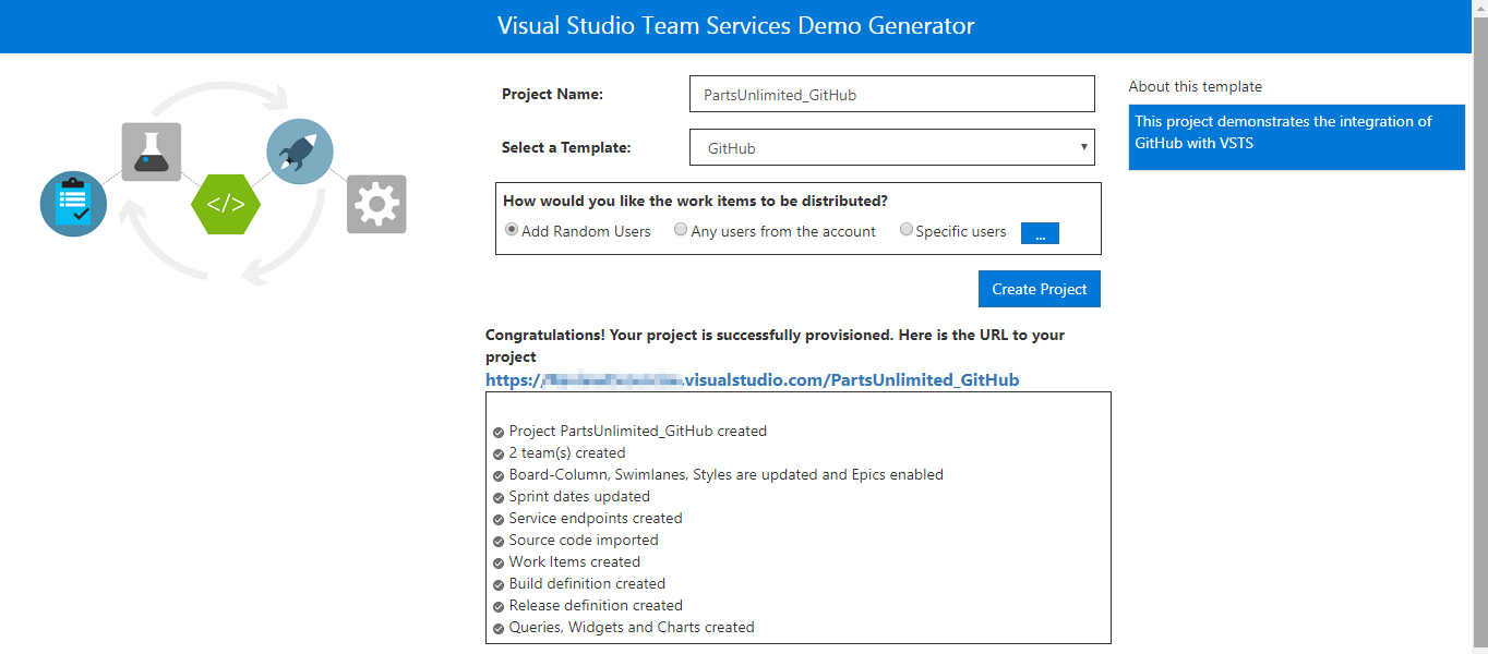 CI-CD using GitHub and Visual Studio Team Services | Azure DevOps
