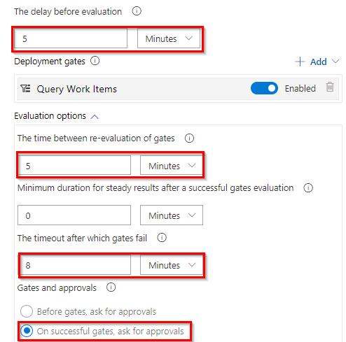 Controlling Deployments using Release Gates | Azure DevOps