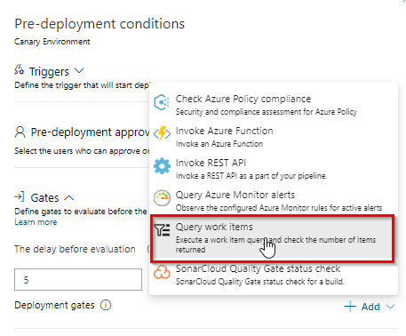 Controlling Deployments using Release Gates | Azure DevOps Hands-on-Labs