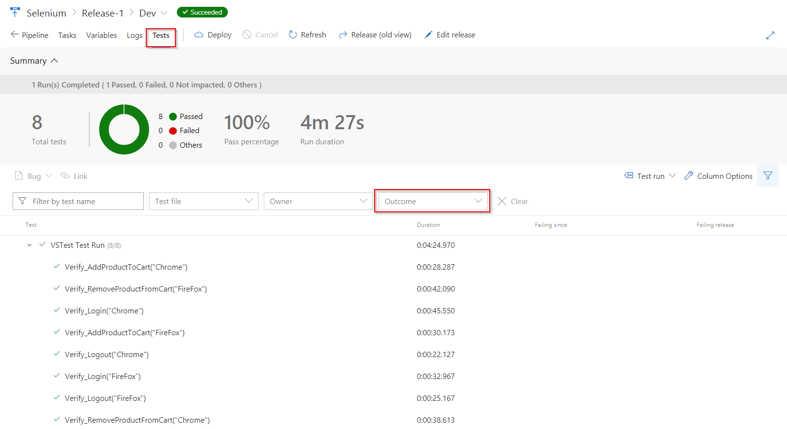 Automating Selenium Tests in Azure Pipelines | Azure DevOps